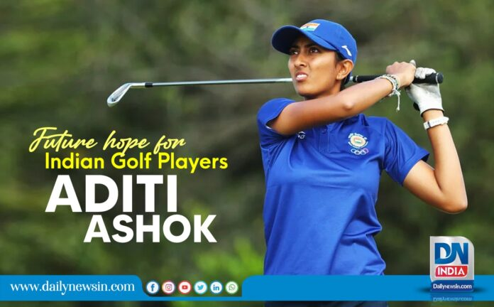 Hope amidst Heartbreak - Aditi Ashok's feat in the Olympics heralds a new Chapter in Indian Golf
